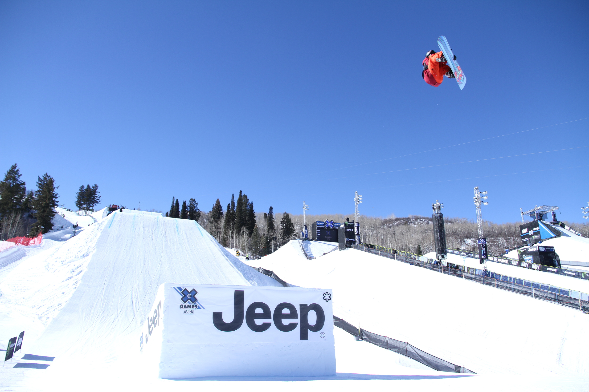 XGames slopestyle 2014 - Photo by Thomas Harstad