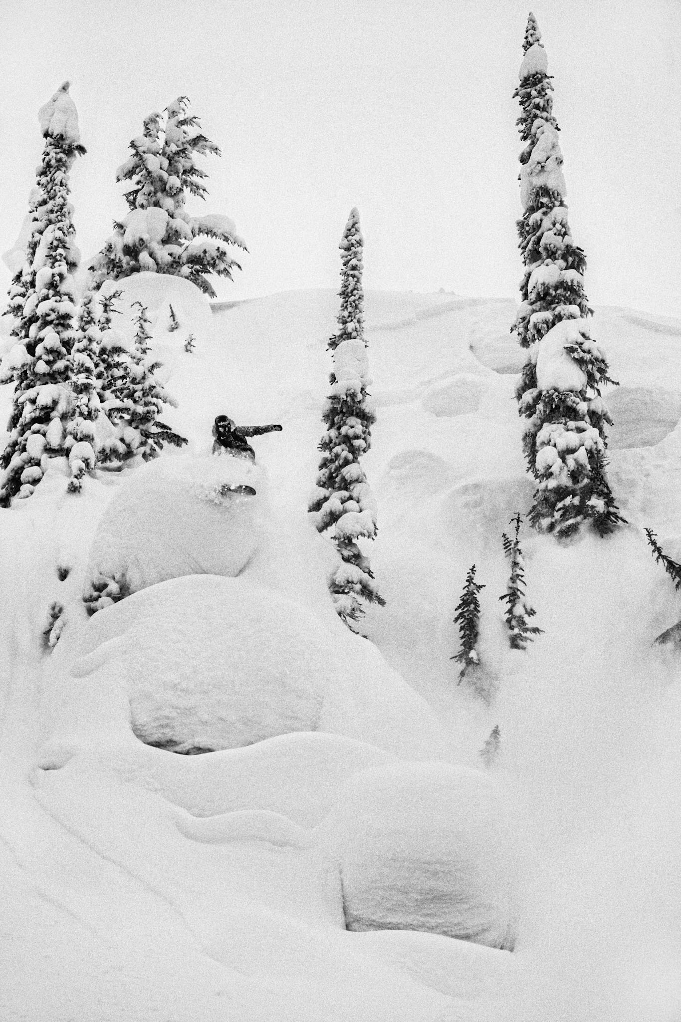 Photo from Revelstoke in Canada by Matt Georges