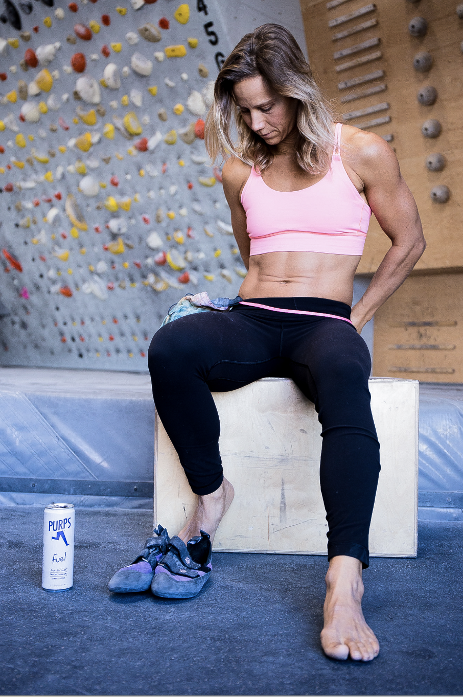 Kjersti Buaas PURPS athlete