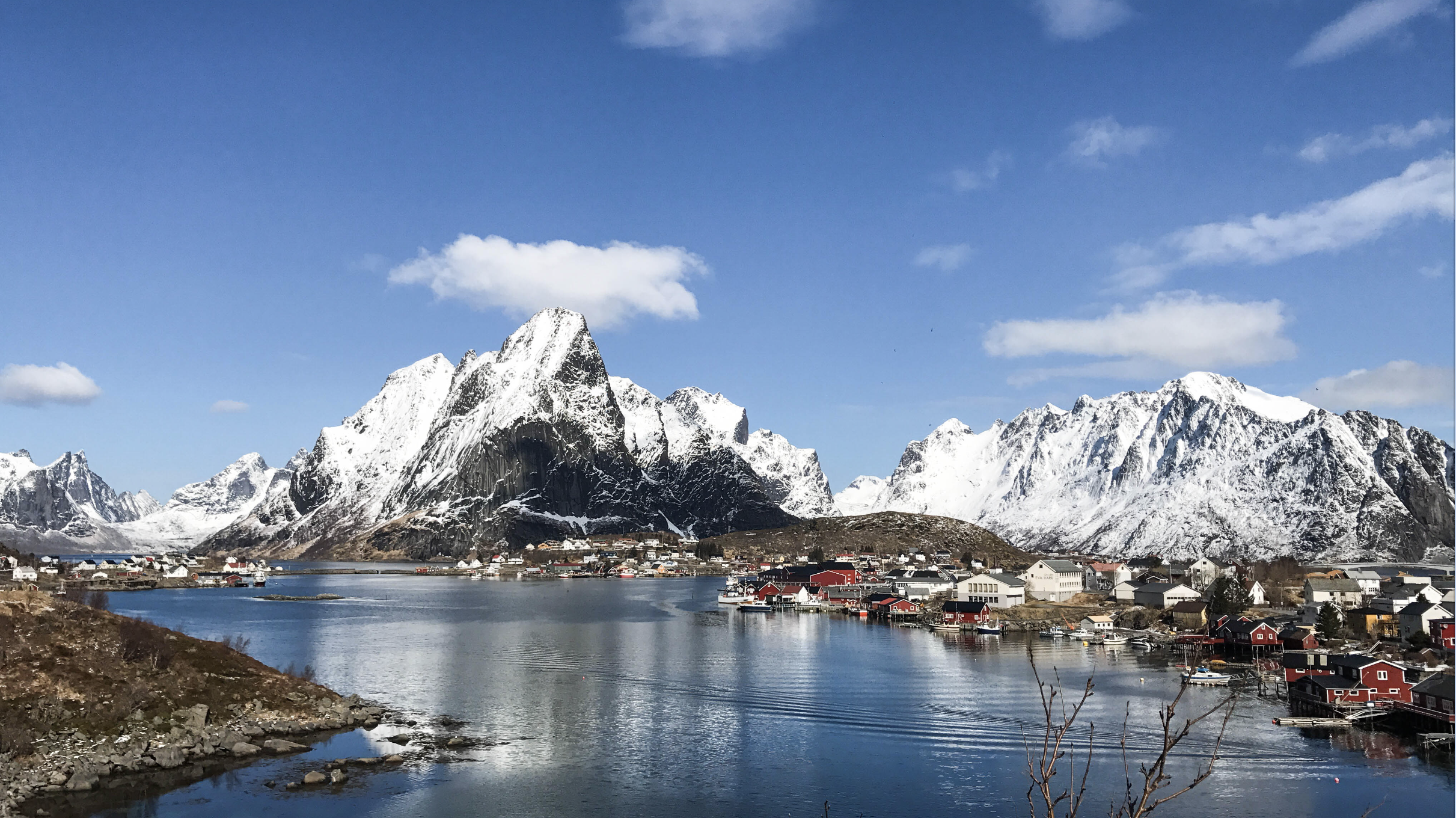 REINE IN LOFOTEN IS ONE OF THE MOST AMAZING PLACES I HAVE EVER BEEN