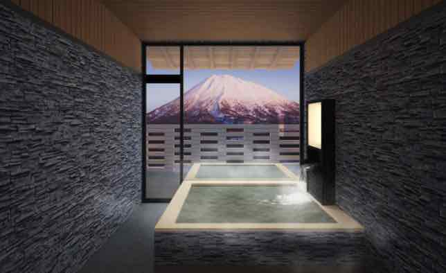PRSNT LODGE NISEKO JAPAN PRIVATE ONSEN