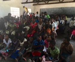 125 Children to a classroom