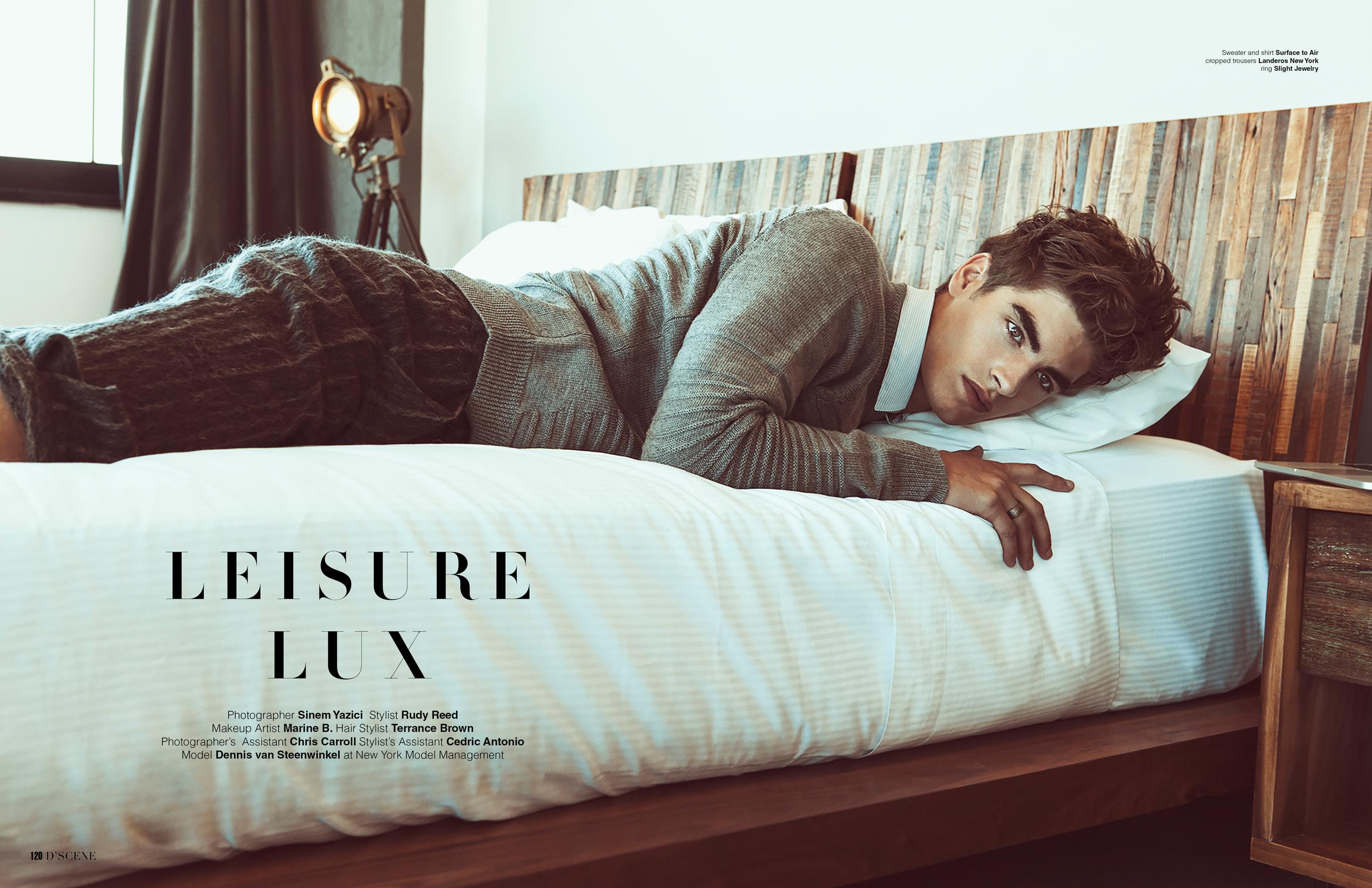 D'Scene Magazine 02 issue