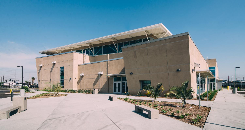 ILWU LOCAL 13 DISPATCH HALL - WILMINGTON, CA