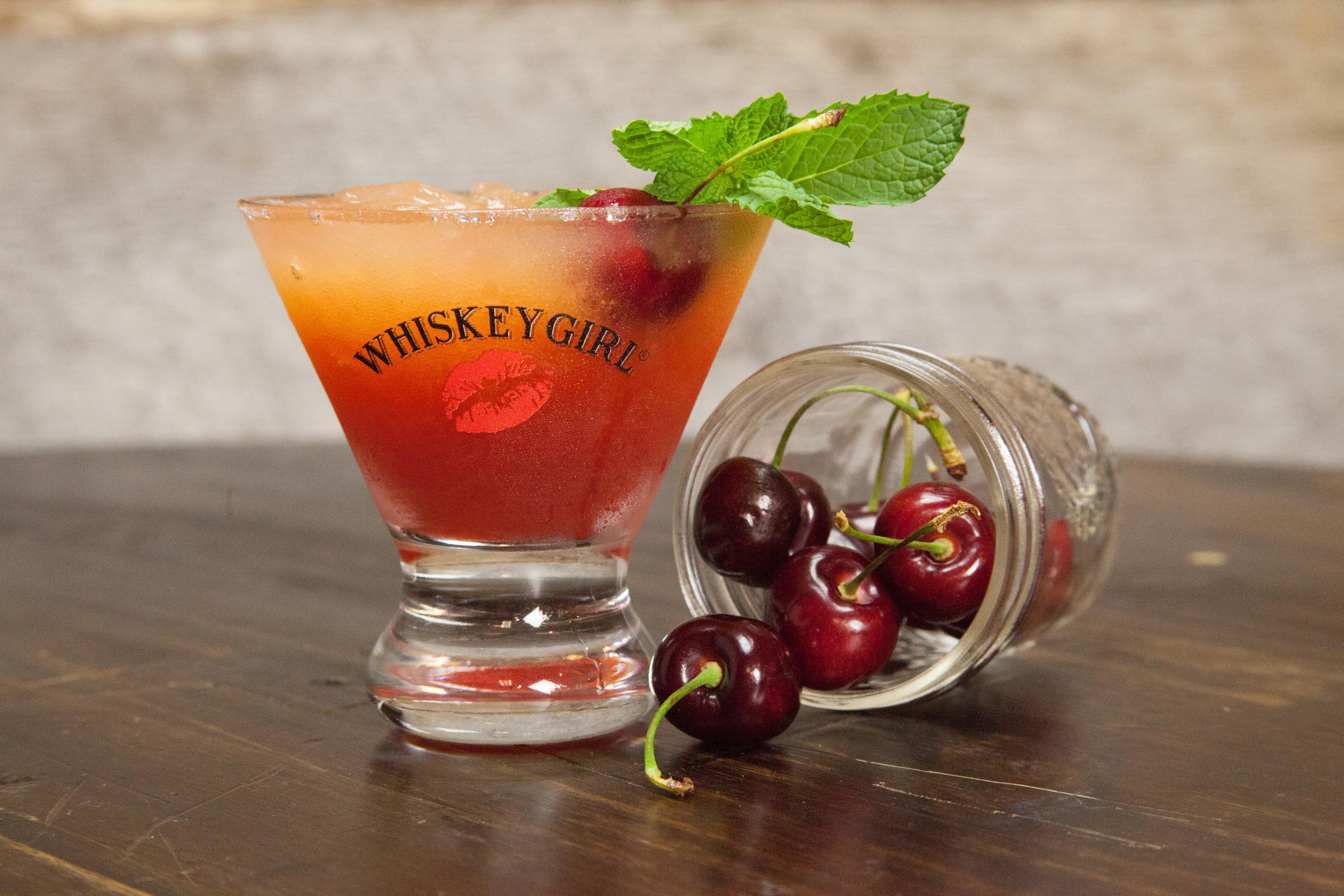 Whiskey Girl Cocktail