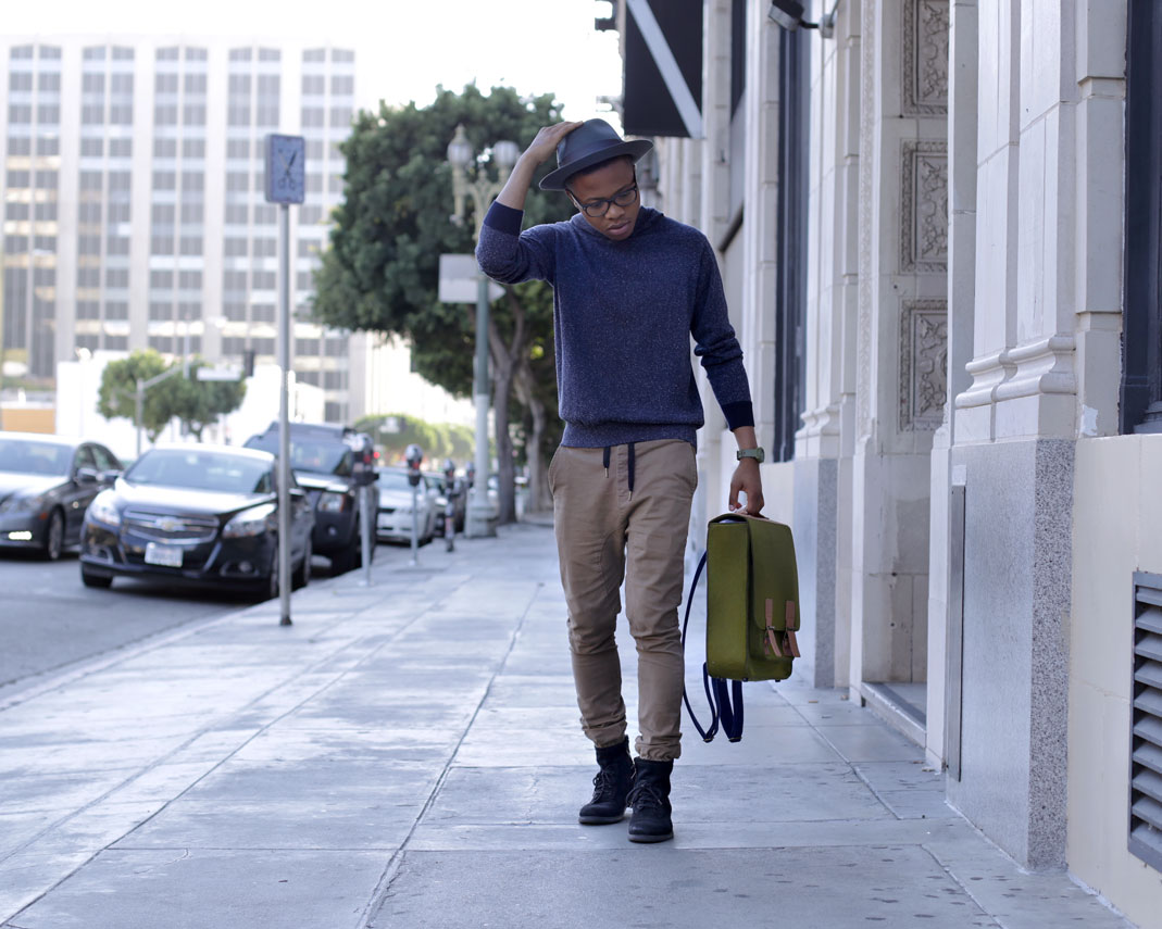 The Kendrick backpack