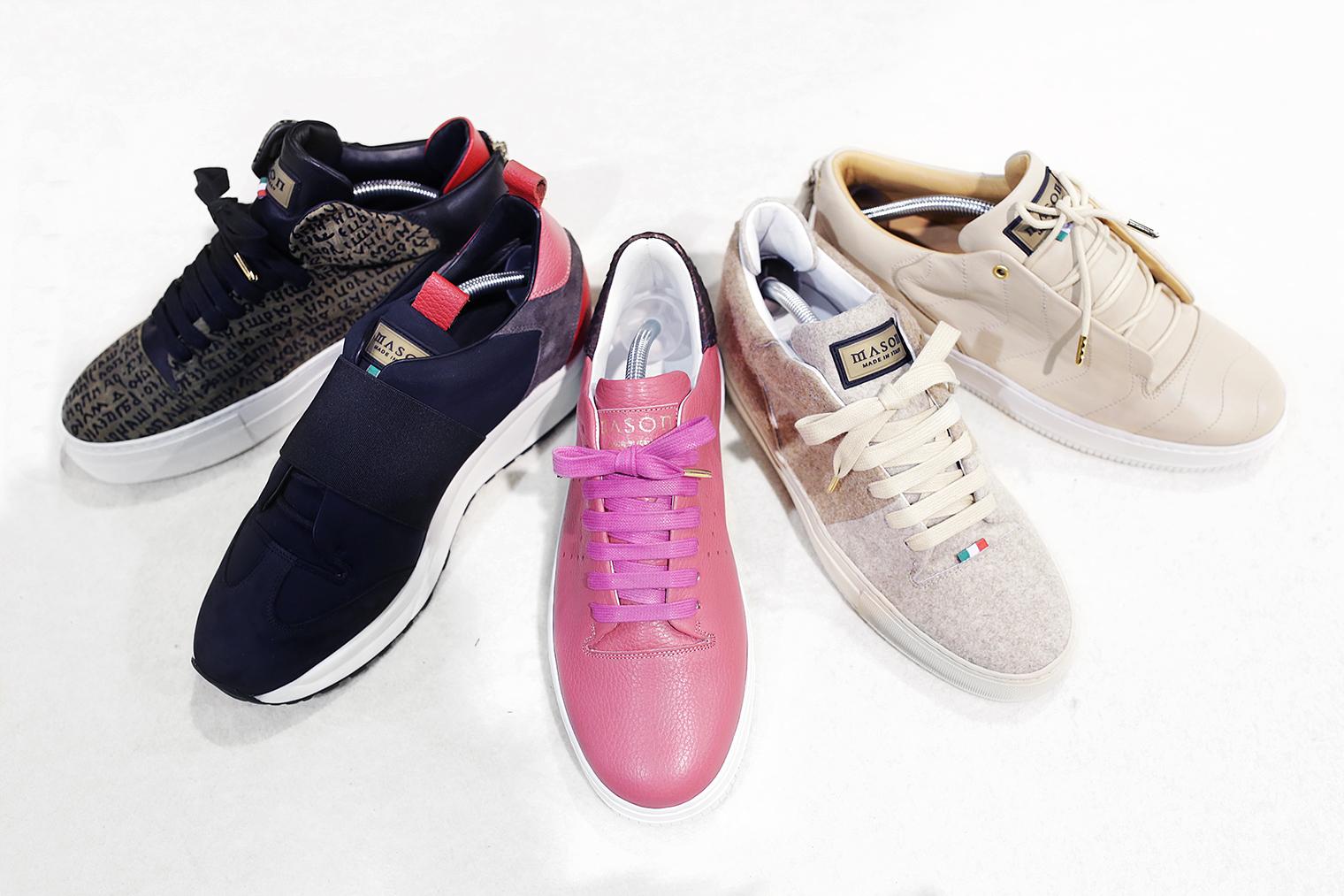 Mason Garments Summer Collection