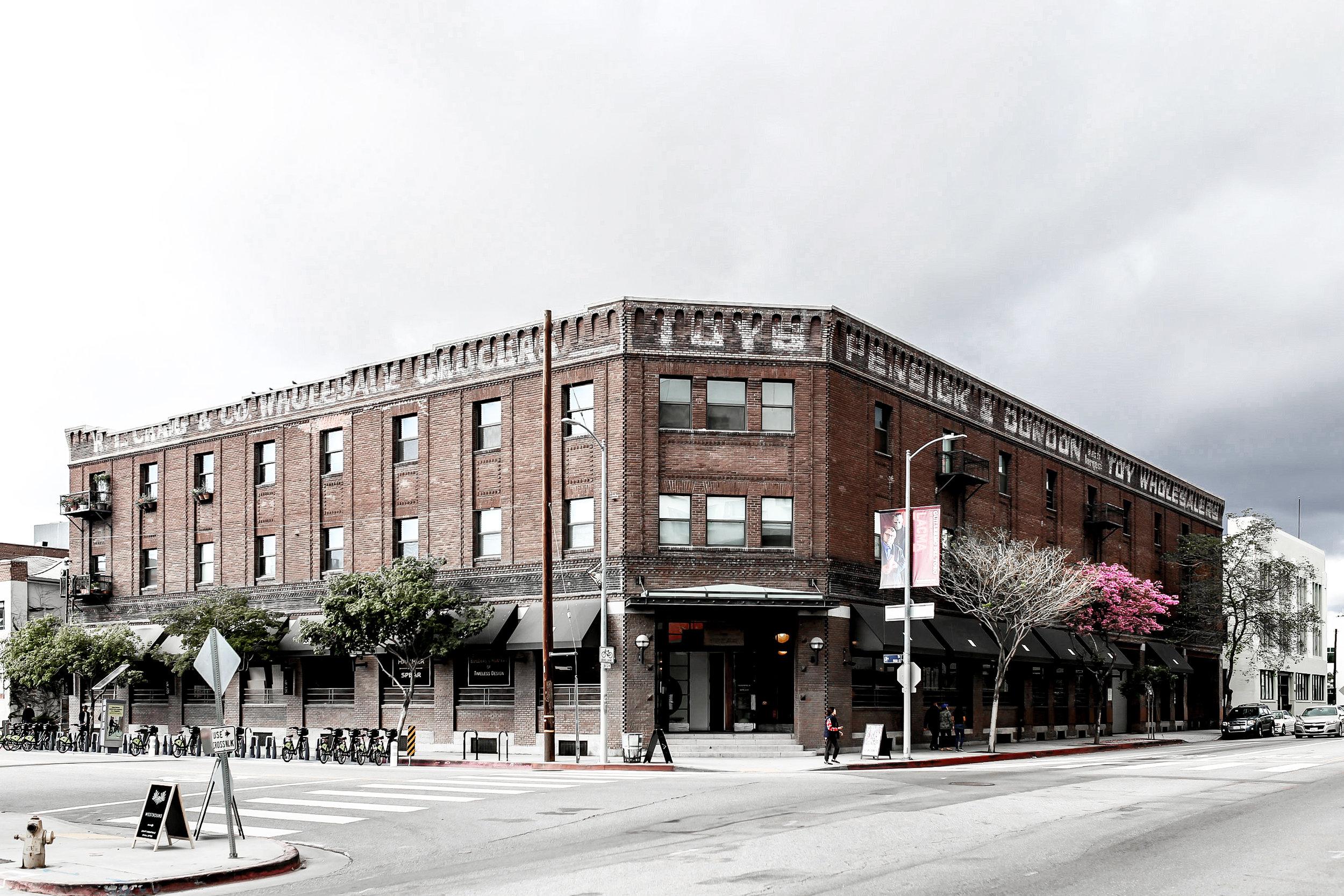 Art District Los Angeles, 2016