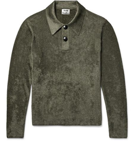 Kristiane Velour Polo Shirt.jpg