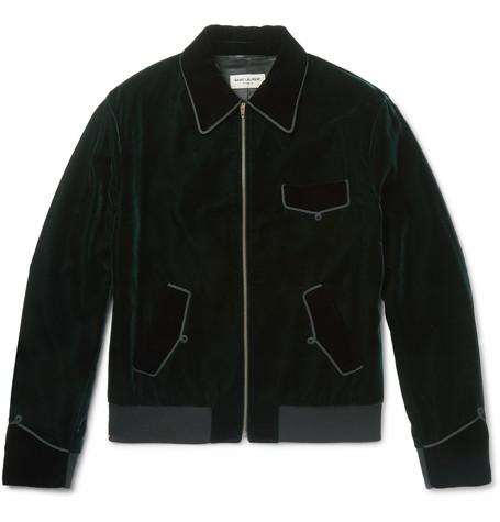 Embroidered Velvet Blouson Jacket.jpg
