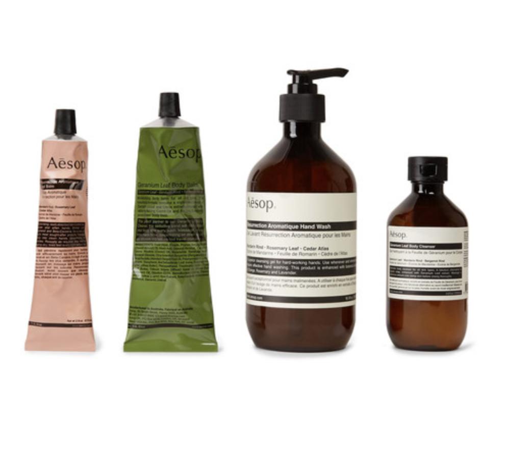 Aesop - Sway Grooming Kit - Colorless