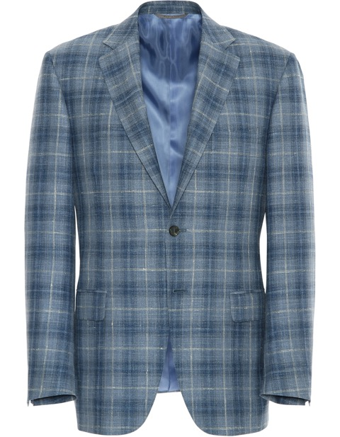 I like the versatility of this piece. A great addition to spring summer wardrobe. You can pair it with more formal or casual pants to create a number of different looks depending on the occasion.