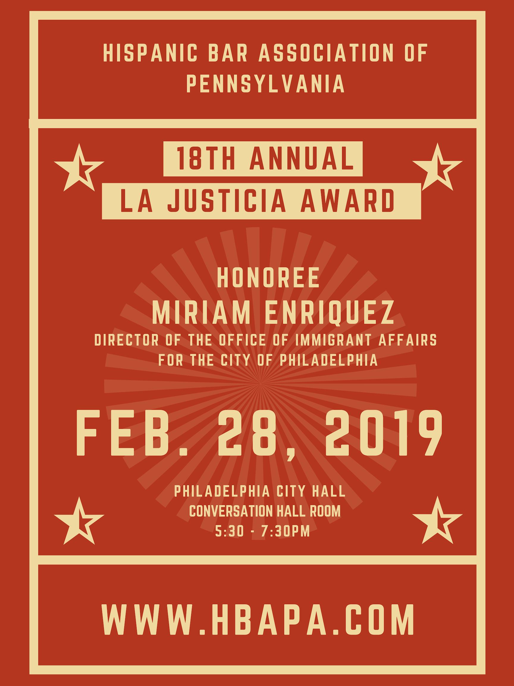 Copy of Copy of La Justicia 2019 Hispanic Bar Association of Pennsylvania.png