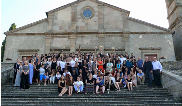 Interharmony Festival Students and Faculty 2015