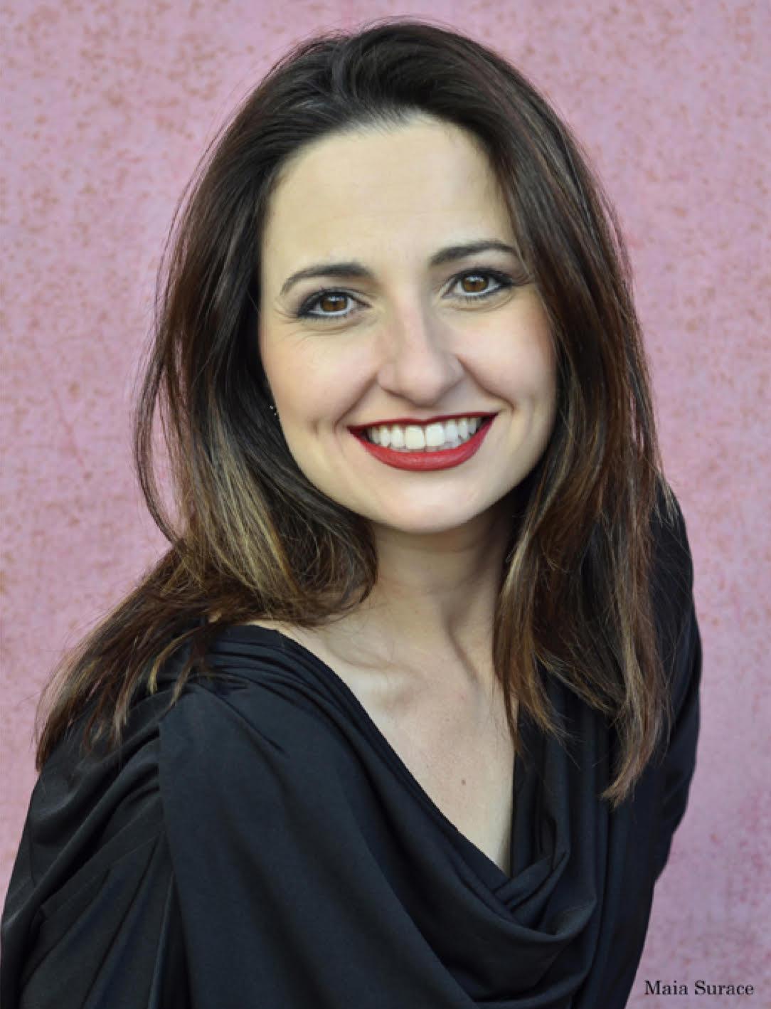Maia Surace, Mezzo Soprano