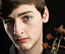 Joshua Brown , Violin