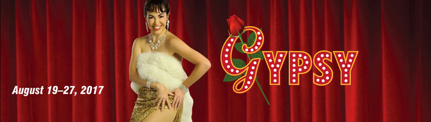 Music Theater Works production of  Gypsy