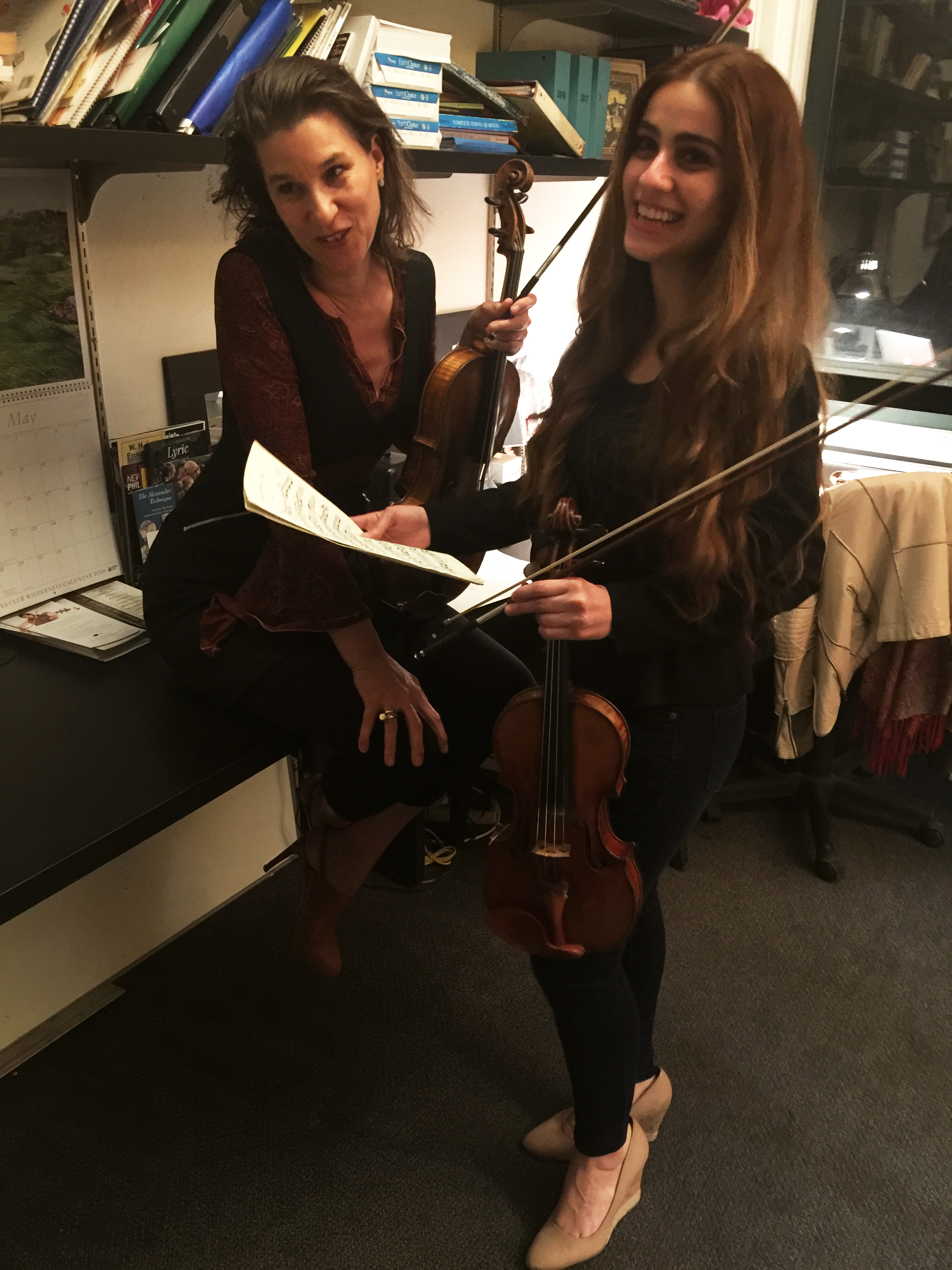 "Erica Carpenedo - ""Erica has that rare and wonderful combination of stellar musicianship, utmost dedication to the musical arts, and a spirit that sparkles with joy and delight. She is a colleague I am most grateful to have in my circle."" ~Nora Williams"