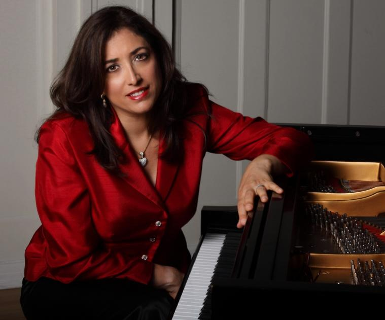 Susan Merdinger, pianist