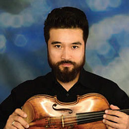 Yang Liu, violin