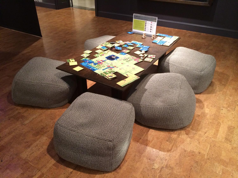 Walnut Children's Table