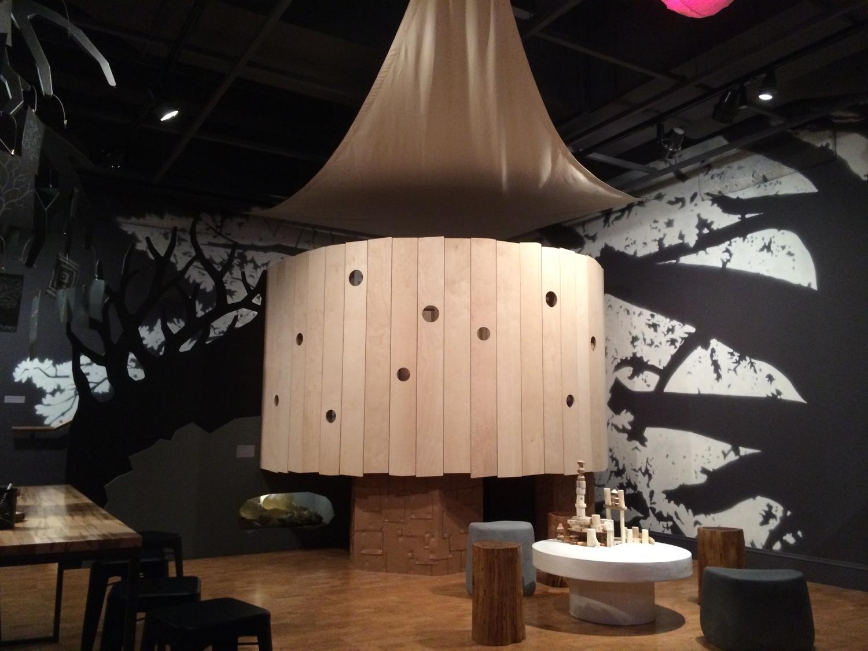 Wonder Room Treehouse