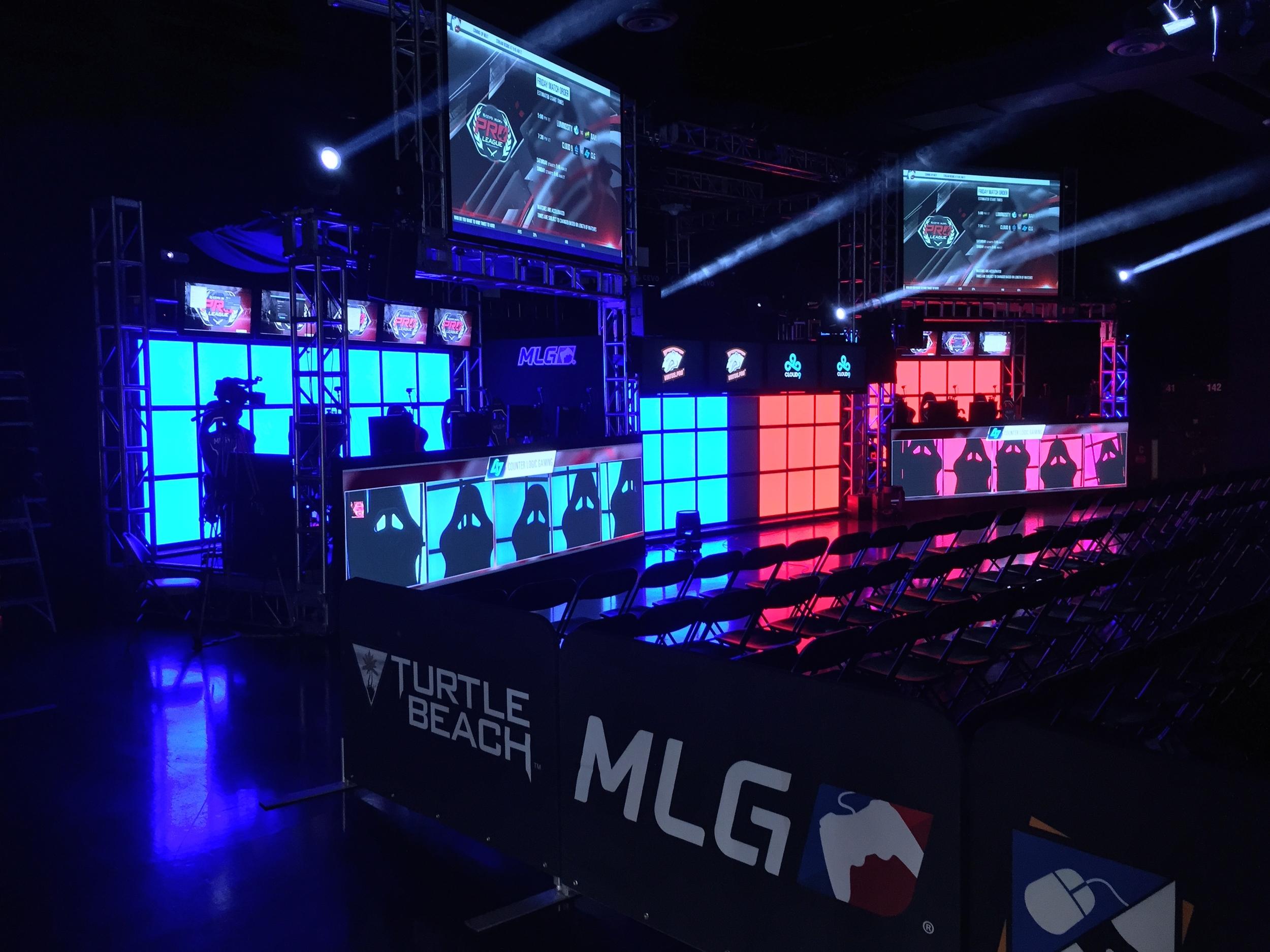MLG RGB LED Wall