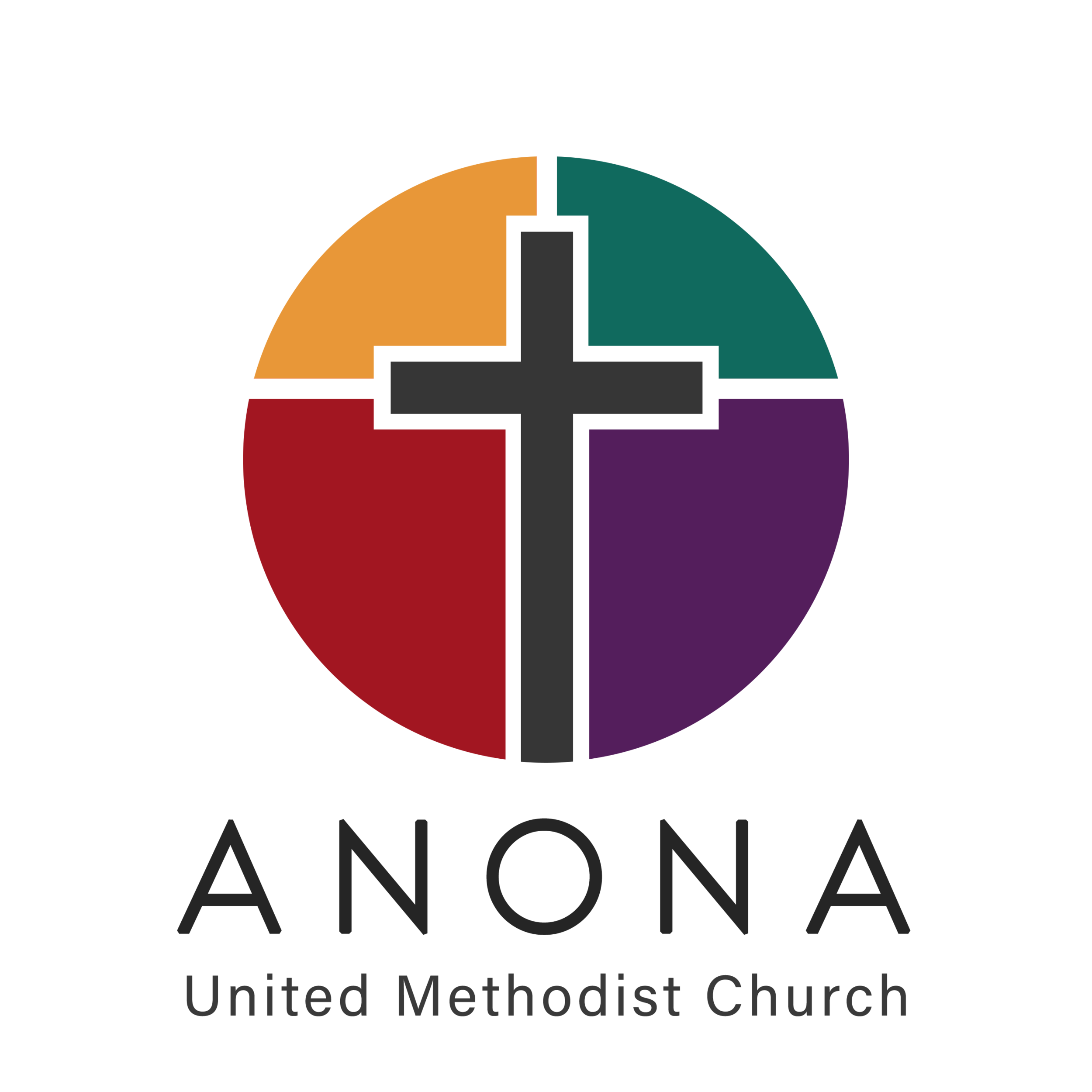 Logo Anona United Methodist Church