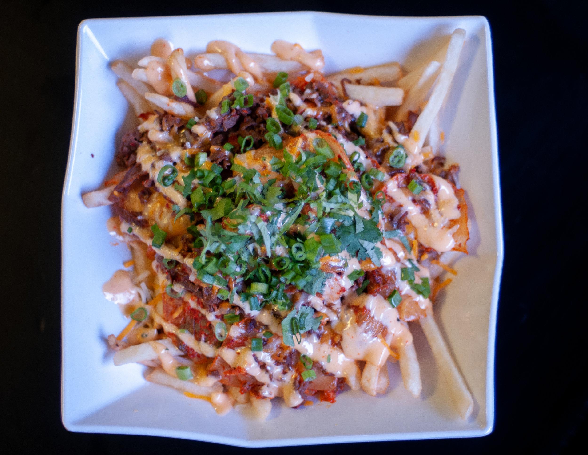 Bulgogi Fries