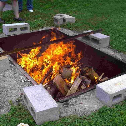 Pit Fire Pottery Workshop