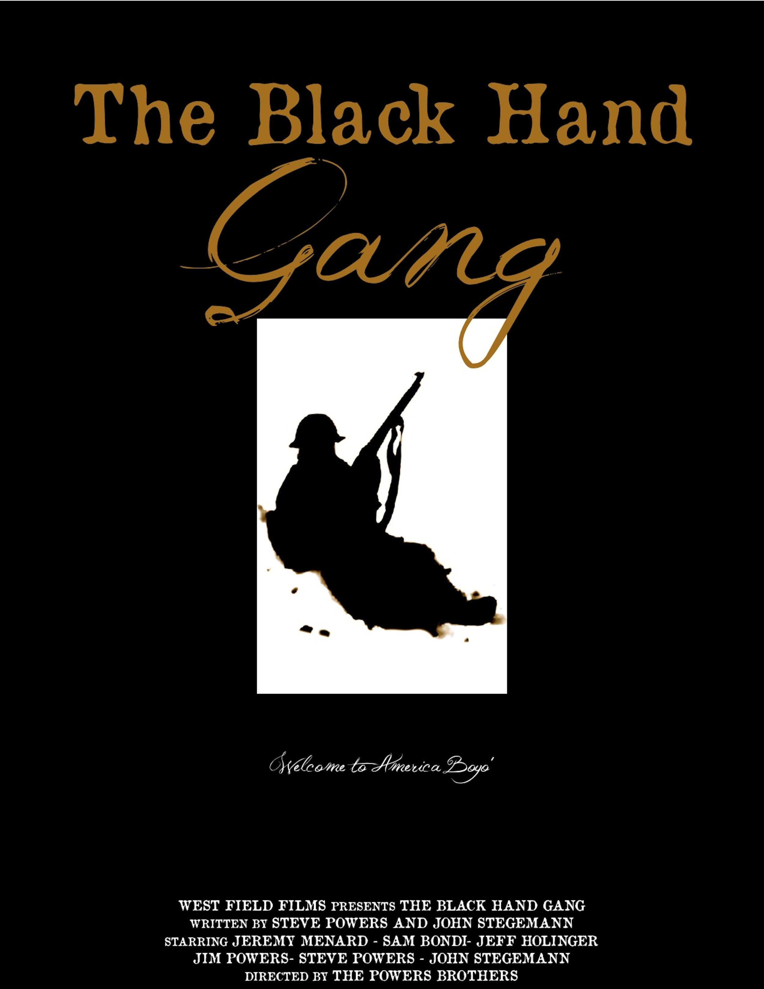 The Black Hand Gang