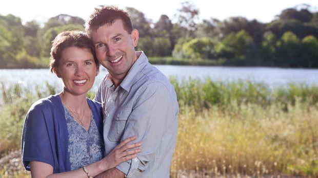 Ruth and Andrew Terracini