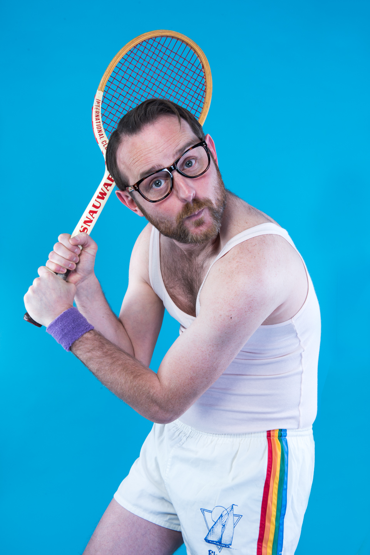 Hipster Tennis