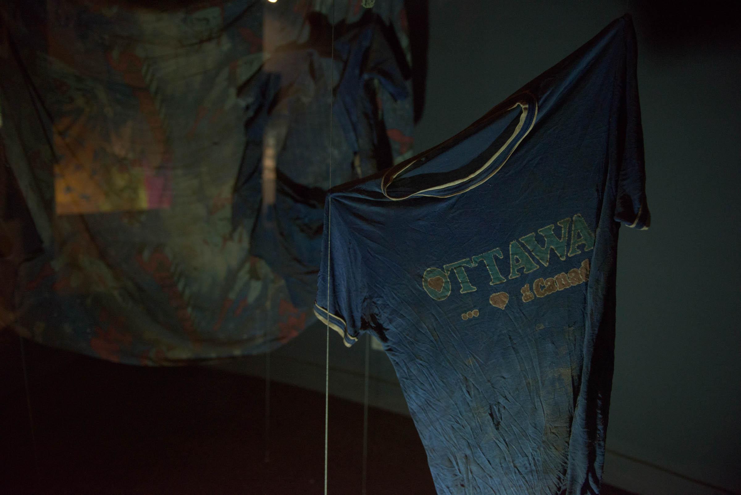 Clothes of a Genocide Victim. Kigali, Rwanda