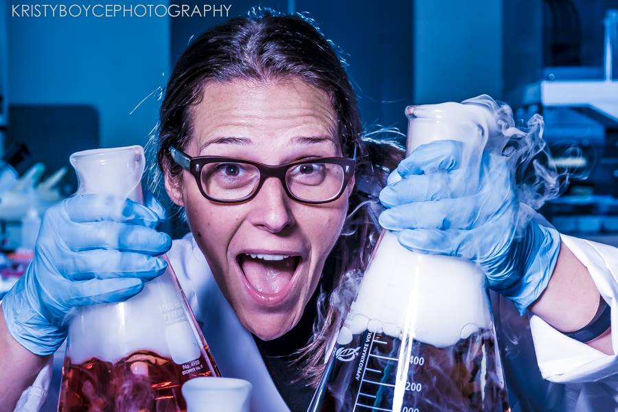 Research Scientist as Mad Scientist