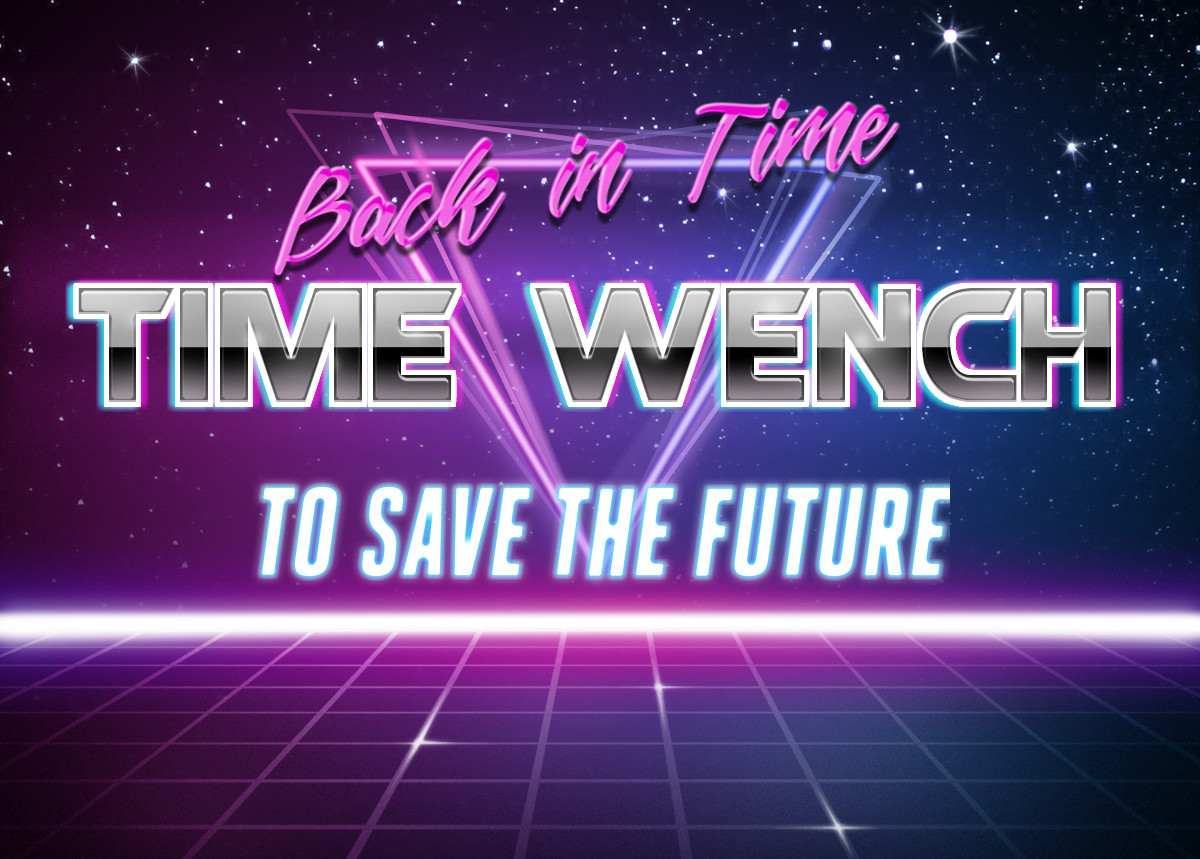 Time Wench promotional artwork