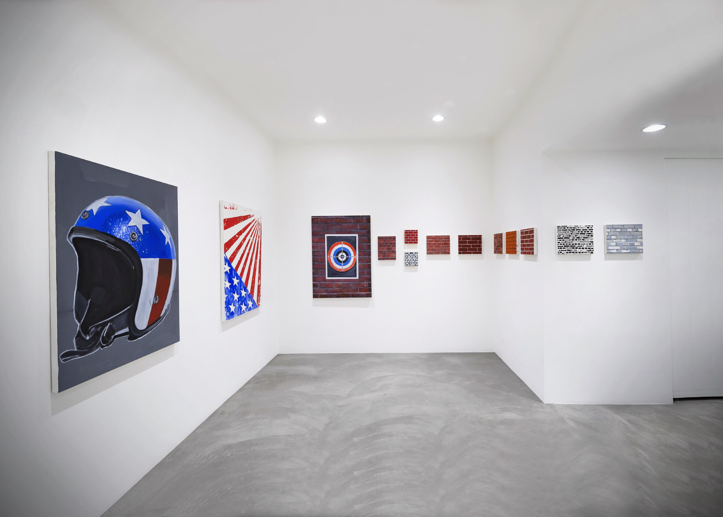 """""""USA Today"""" Gallery View , Kantor Gallery  Beverly Hills, CA"""