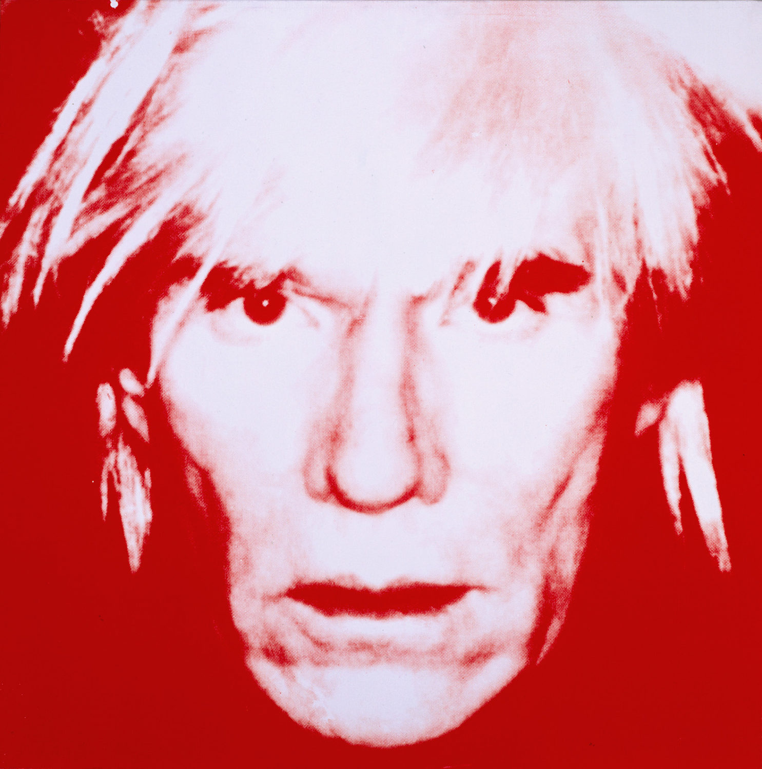 Andy Warhol,  Self-Portrait , 1986, The Andy Warhol Museum, Pittsburgh, © The Andy Warhol Foundation for the Visual Arts, Inc.
