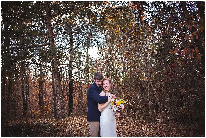 NATE & CALLIE - FALL WEDDINGNEW ALBANY, IN