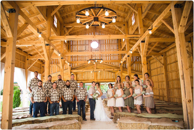 DYLAN & OLIVIA - CEDAR BLUFF WEDDING
