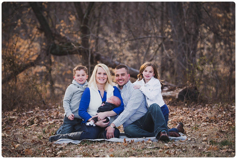 Gray Family - New Albany, IN