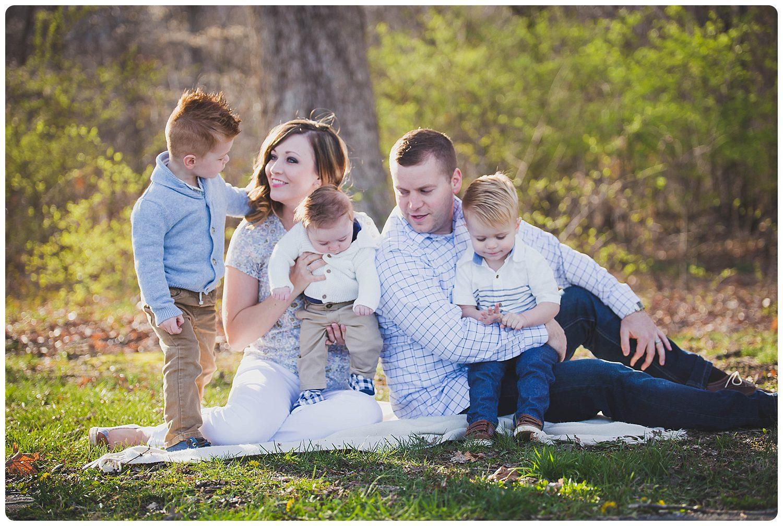 Stewart Family - New Albany, IN