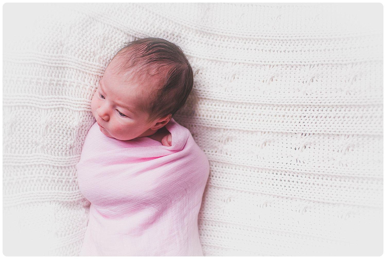 Zoey - Newborn | In Studio, IN