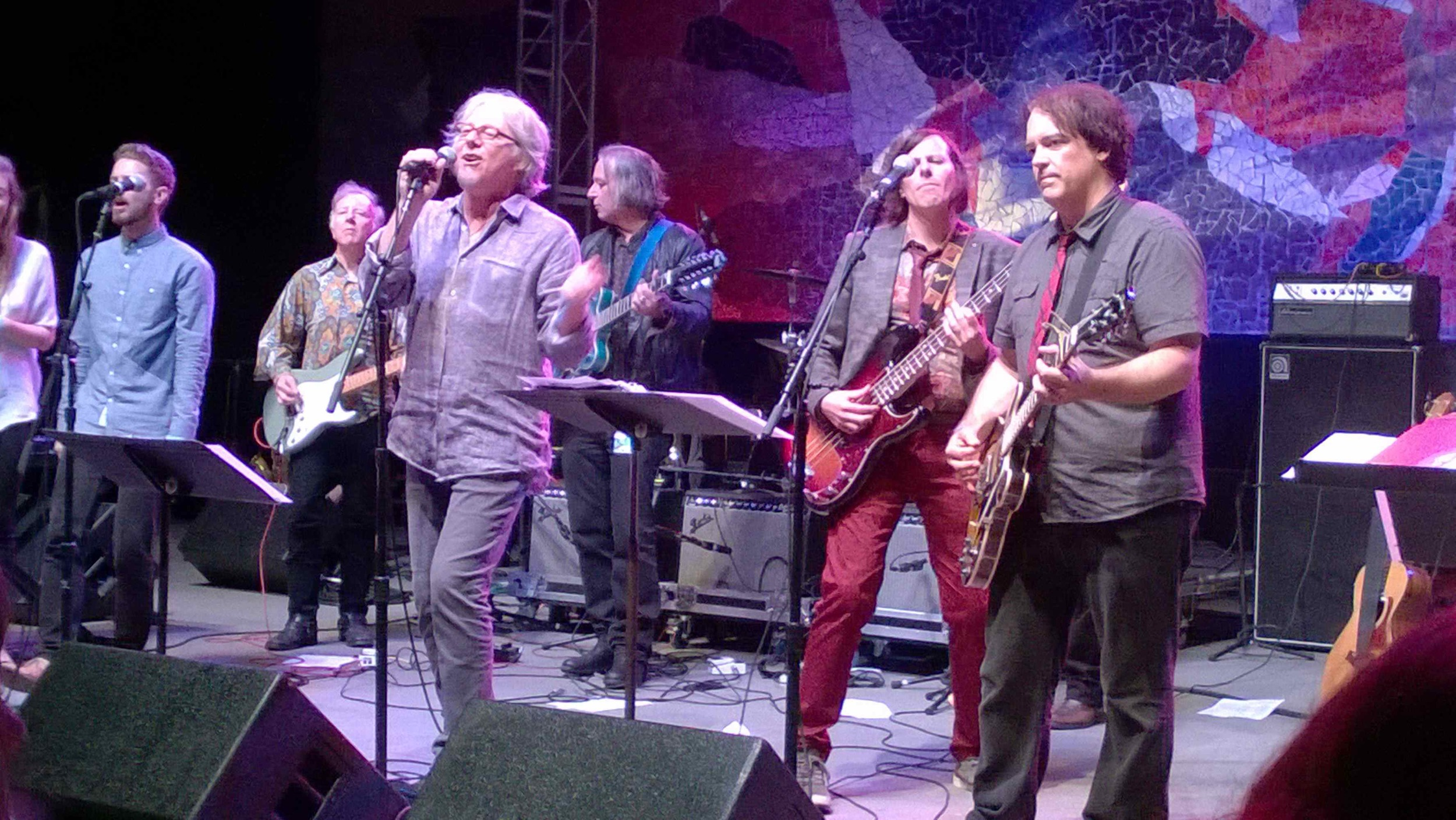 Big Star's Third featuring Ken Stringfellow with friends Mike Mills, Peter Buck, Jon Auer and others. Amazing show. Fans in LA should try to check out the upcoming show in that city. it should be equally amazing with additional guests including Aimee Mann.