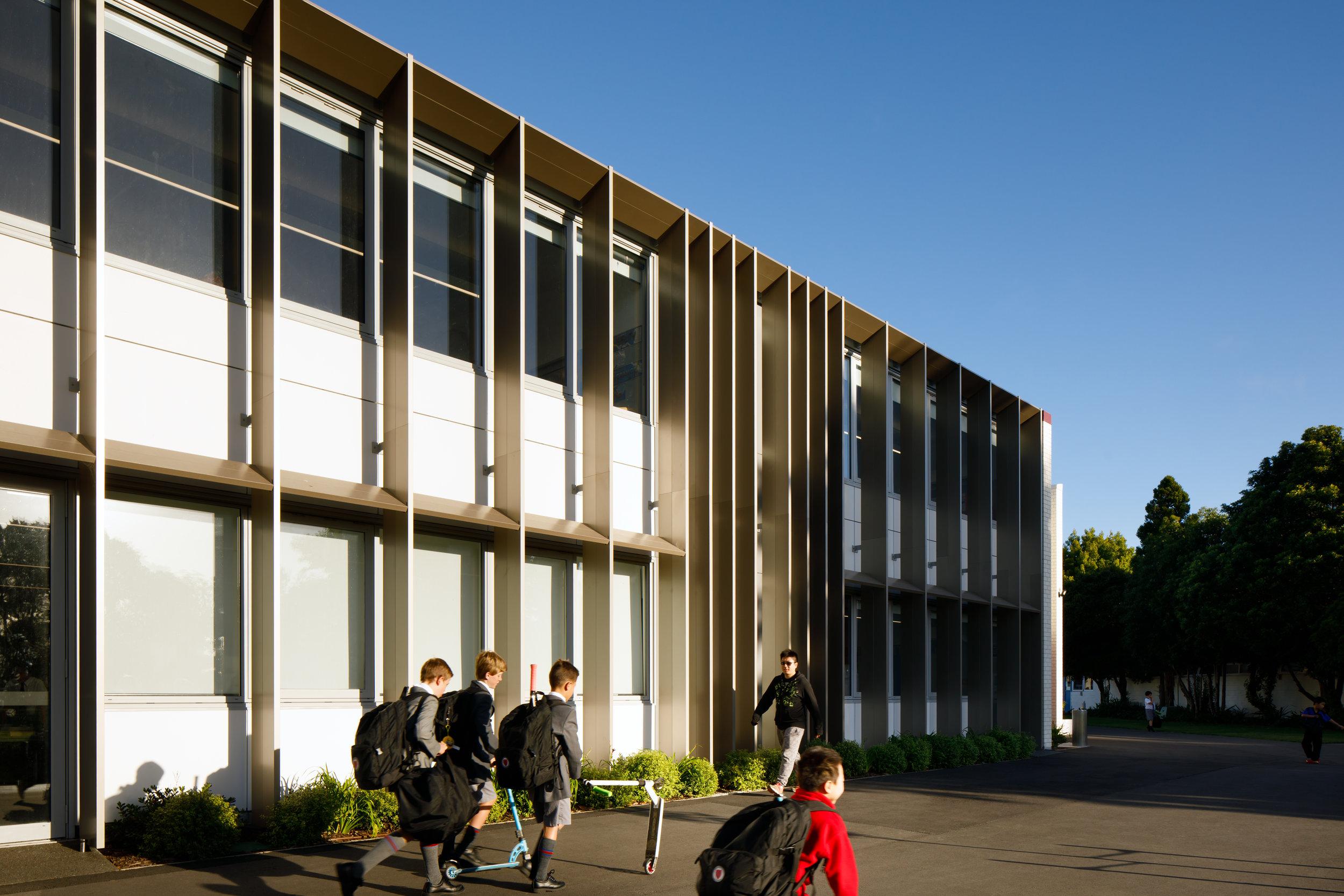 Medbury School _ East Elevation _ 3 of 10.jpg