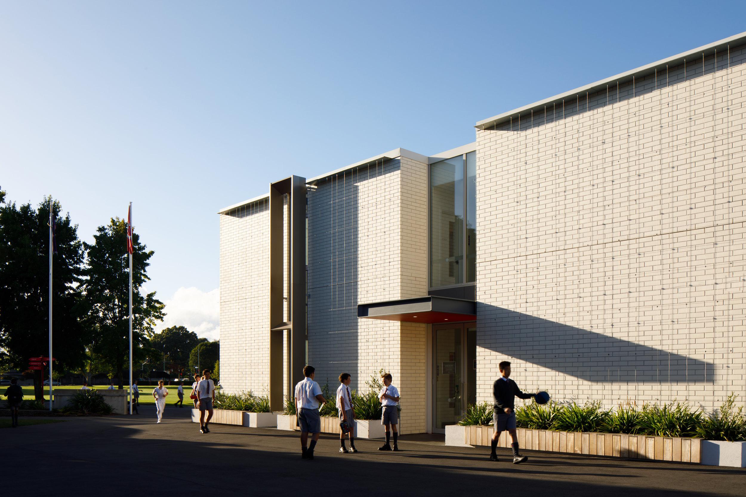 Medbury School _ North Elevation _ 1 of 10.jpg