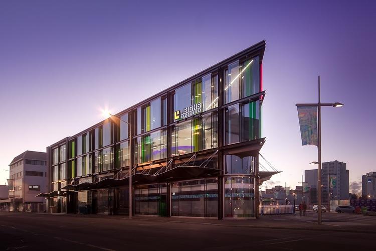 Stranges & Glendenning Hill Building