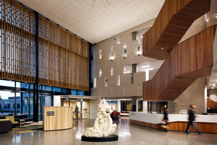Burwood Hospital Redevelopment