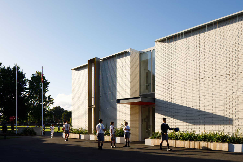 Medbury School New Teaching Block