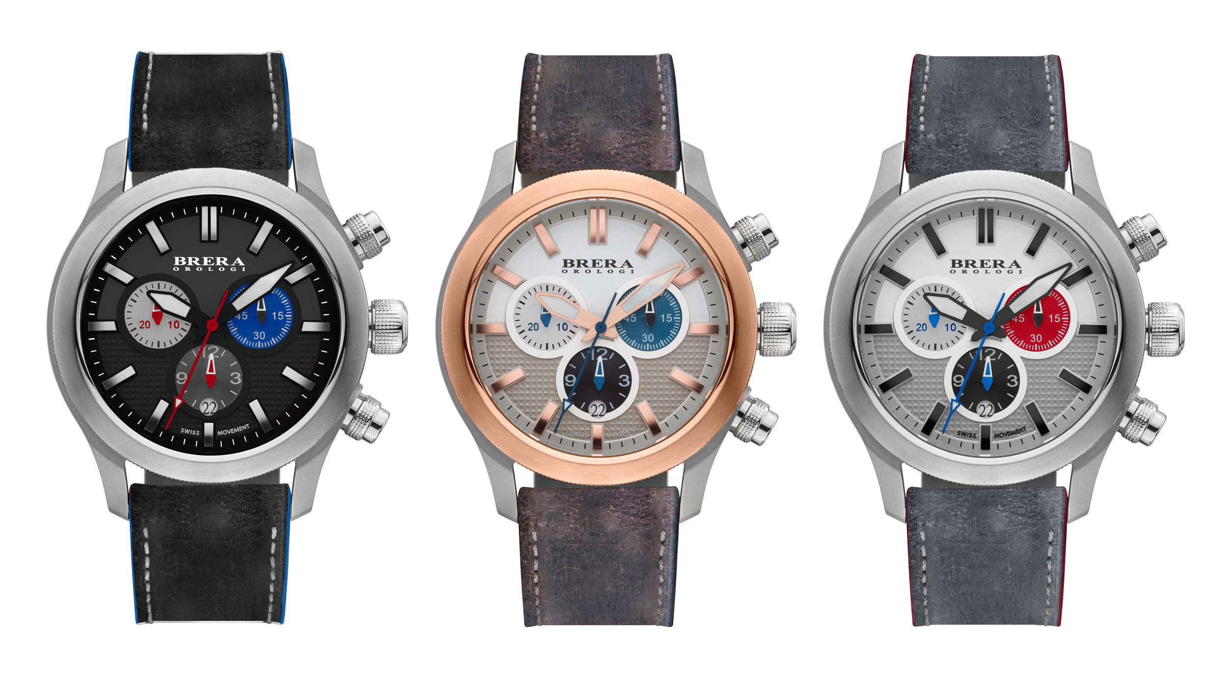 WATCHES -